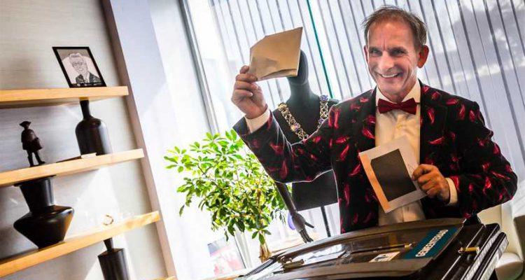 Johan Vlemmix wil weer meedoen aan de verkiezingen