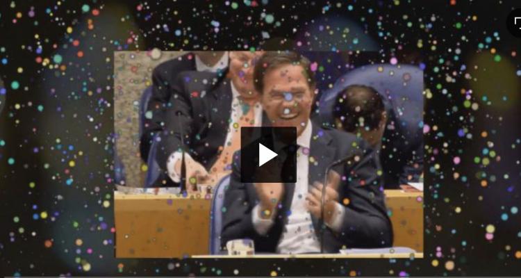 'Het feest kan beginnen, vaccin is binnen', corona-feestnummer van Johan Vlemmix